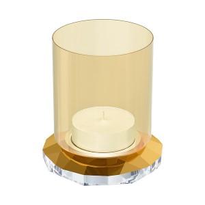Swarovski Κηροπήγιο Ρεσώ Μελί-Χρυσό,Allure Gold Tone(5235859)