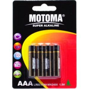 Motoma LR03 AAA (4τμχ)
