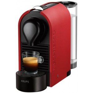 Krups Nespresso XN2505S U Programmatic Κόκκινο Ματ Καφετιέρα Espresso