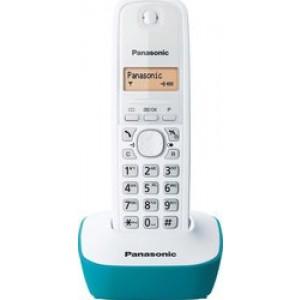 Panasonic KX-TG1611GRC Λευκό/Μπλέ