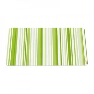 Guzzini Σουπλά,ρίγες Πράσινες (Stripes Placemat-2260.5544)
