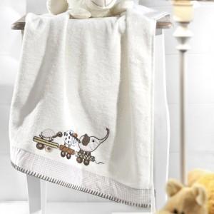 Σετ πετσέτες 2 τμχ (50x90cm) 100% Cotton Nima Tiere