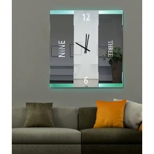 Καθρέφτης Ρολόι X505 105X105εκ.
