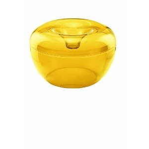 Guzzini Μπισκοτιέρα Κίτρινη (2125.0188)