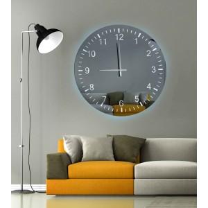 Καθρέφτης Ρολόι C120 Φ105εκ.