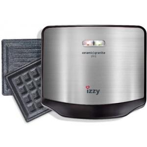 Izzy Ceramic Granite 2 σε 1 222468 Τοστιέρα