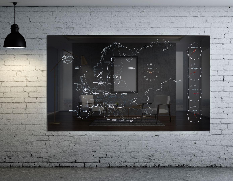 Καθρέφτες | Ρολόγια