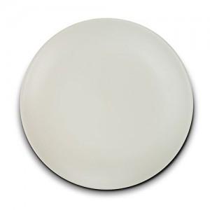 """Πιάτο φρούτου stoneware """"Soho"""" λευκό 21cm 10-141-071"""