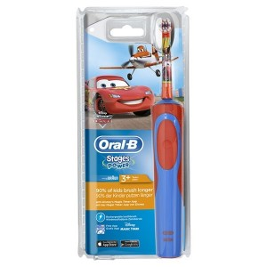 Oral-B Stages Power Cars VITALITY Παιδική Ηλεκτρική Οδοντόβουρτσα