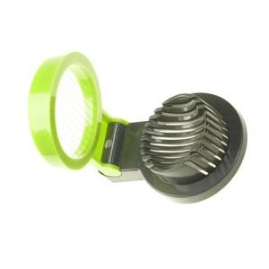 Αυγοκόφτης πλαστικός με πλέγμα inox 10-048-023