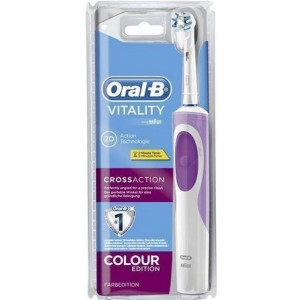 Oral-B Vitality CrossAction Colour Edition Pink (80264088/PINK)
