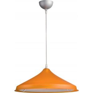 Arkolight Φωτιστικό Οροφής Κρεμαστό Plexiglass Φθορίου Led 32W Φιμέ Πορτοκαλί 120-1-32L