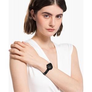 Swarovski Ρολόϊ Cosmopolitan Black Bracelet (5547646)