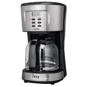 ΚΑΦΕΤΙΕΡΑ ΦΙΛΤΡΟΥ IZZY 1095T CAFFEA ΜΕ TIMER BOX