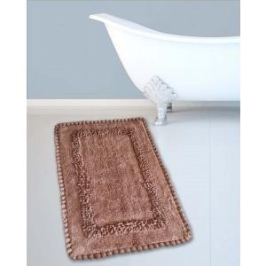 Πατάκι Μπάνιου (50x80) San Lorentzo 923 Crochet Camel 2069CAMEL