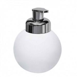 Marva Dispenser-Σαπουνοθήκη Σφαίρα Λευκό