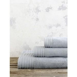 Πετσέτα Χεριών Nima Feel Fresh 40x60 Light Grey