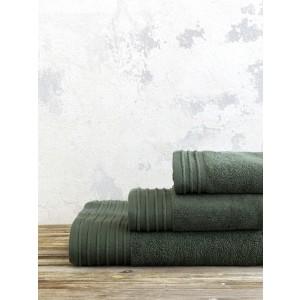 Πετσέτα Χεριών Nima Feel Fresh 40x60 Forest Green