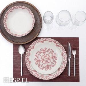 Σερβίτσιο Πιάτων 18 Τεμαχίων Espiel (DAP204)
