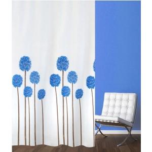 Κουρτίνα Μπάνιου (180x180) San Lorentzo Lavender Blue 1775 BLUE