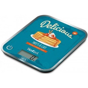 Tefal Optiss Pancakes BC5119V0 Ζυγαριά Κουζίνας