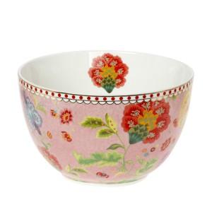 Μπολ 16εκ. Πορσελάνη Floral Pink 14221122