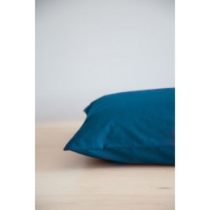 Nima Σεντόνι Μονό 160x260 Unicolors Aegean Blue 21607