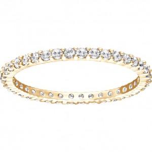 Swarovski Δαχτυλίδι Νο55 Επίχρυσο Κίτρινο Χρυσό, Vittore (5530902)