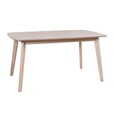 Τραπέζι Starino Maxi Cappuccino 150x90x76εκ. Varossi