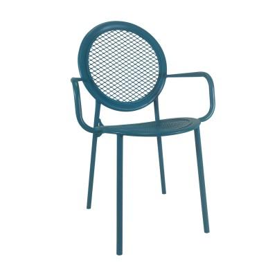 Μεταλλική Καρέκλα Zena