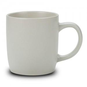 """Κούπα stoneware """"Soho"""" λευκή 380ml 10-141-075"""