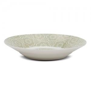 Πιάτο σούπας πορσελάνινο 20.5cm 10-099-113