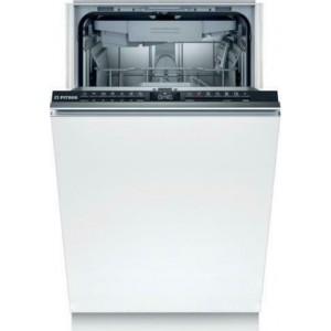 Εντοιχιζόμενο Πλυντήριο Πιάτων 45cm Pitsos DVS61X00