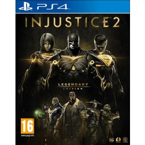 Injustice 2 (Legendary Edition) PS4