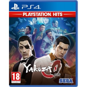 Yakuza 0 (Hits) PS4