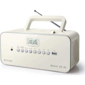 Φορητό Ραδιο-CD Muse M-30BTN