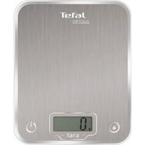 Tefal Optiss Stainless Steel BC5010 Ζυγαριά Κουζίνας