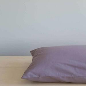 Σεντόνι Μονό Nima Bed Linen Unicolors Purple 160x260 19923