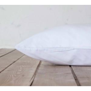 Σετ Μαξιλαροθήκες (2 x 52x72) White Nima (19943)