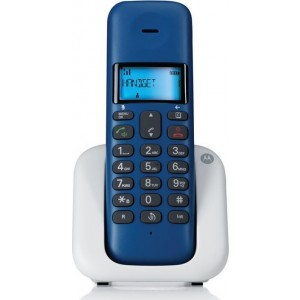 Ασύρματο Τηλέφωνο Motorola T301 Royal Blue