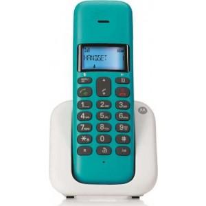 Ασύρματο Τηλέφωνο Motorola T301 Turquoise