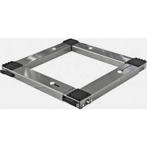 Βάση Κουζίνας Τετράγωνη Χρώμα Inox Roller 00683