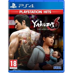 Yakuza 6: The Song of Life (Hits) PS4