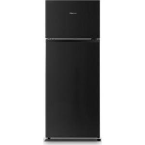 Δίπορτο ψυγείο  205Lt μαύρο A+ Hisense RT267D4AB1