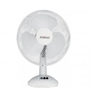 Ανεμιστήρας Επιτραπέζιος Λευκός Primo PRTF-80407 (800407)