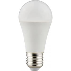 Led Λάμπα Powertech E27 15W Θερμό Λευκό (E27-008)