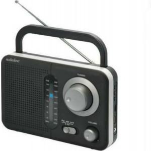 Audioline TR-412 Black/Silver