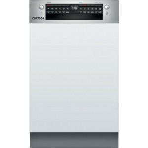 Πλυντήριο Πιάτων Pitsos DIS60I00 Inox 45 cm