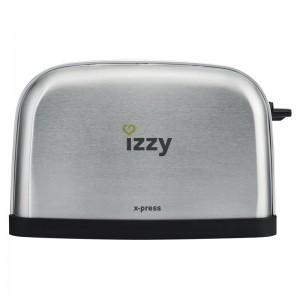 Izzy 217 Xpress 223019 Φρυγανιέρα Inox 850w