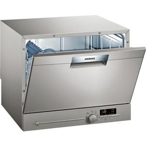 Πλυντήριο Πιάτων Inox 55 cm A+ Siemens SK26E822EU
